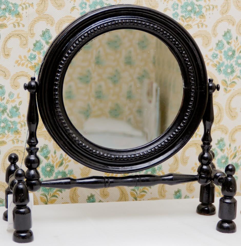 Зеркало-псише настольное