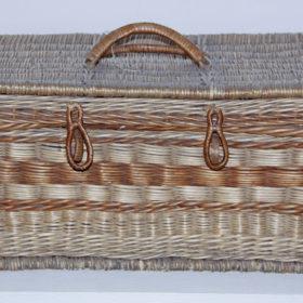 Сундук (короб) плетеный