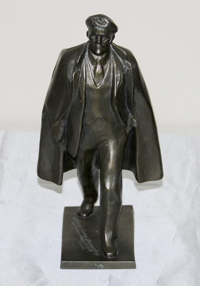 Скульптура. В.И. Ленин. Рогайшис В.А.