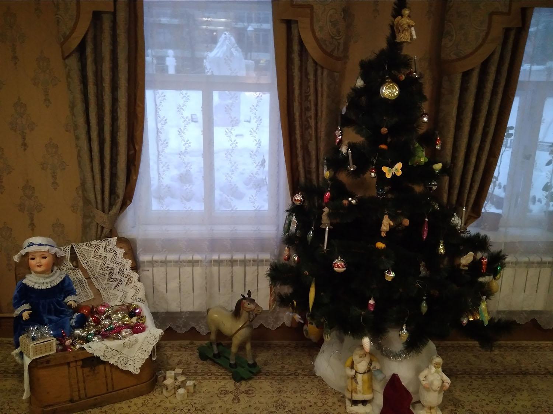 22-29 декабря – «Рождественские праздники в усадьбе Орловых»