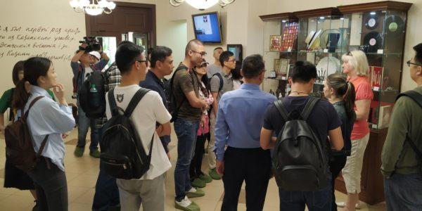 Музей Ленина открыт для китайских туристов
