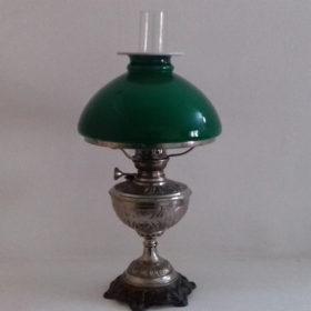 Лампа керосиновая. Вт пол.  XIX в.  Россия