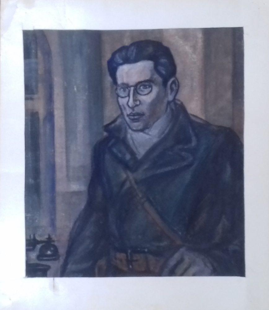 Рисунок. Рахимов М.З. «Г. Олькеницкий – социал-демократ»