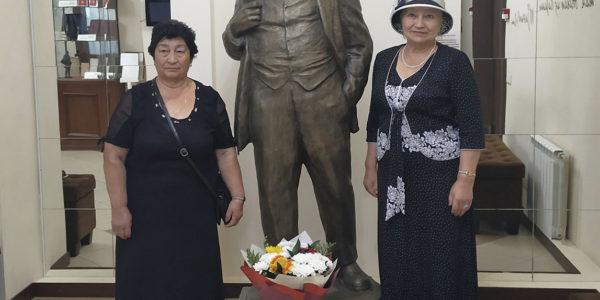 Женщина – легенда Кавказкой республики