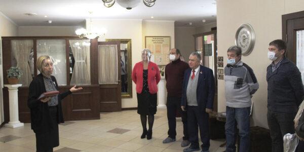 О сходке казанских студентов в Доме-музее В.И. Ленина